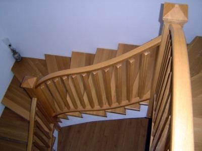 izdelava stopnišča