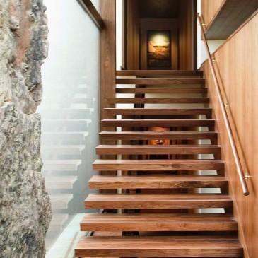 Praktični nasveti za tiste, ki se zanimajo za lesena stopnišča