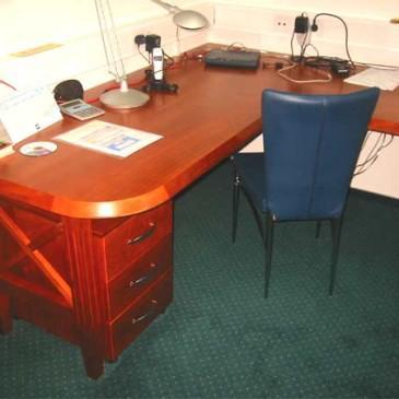 Osnovna razdelitev pohištva za pisarne