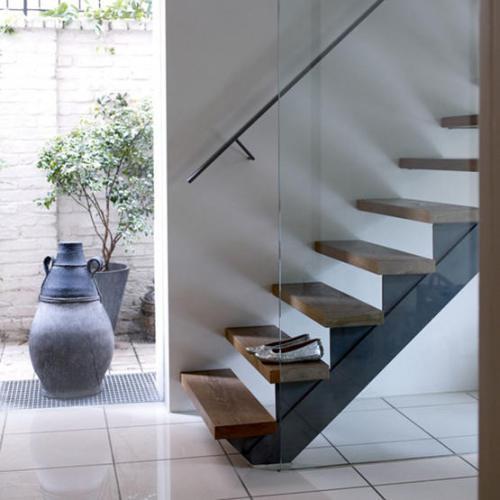 kako zapreti stopnišče