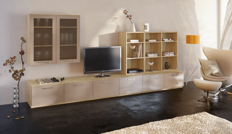 moderni element dnevne sobe