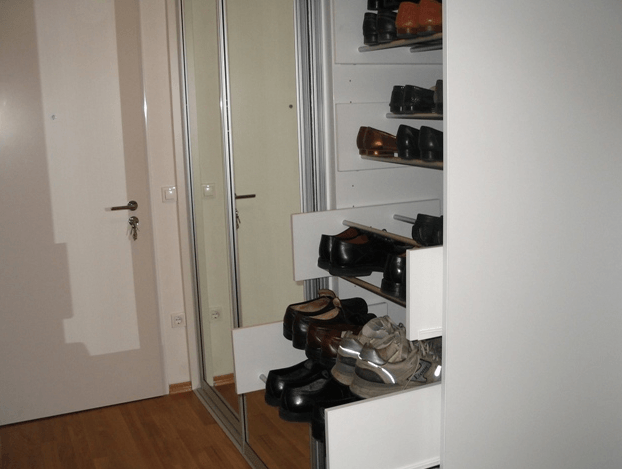 omara za čevlje