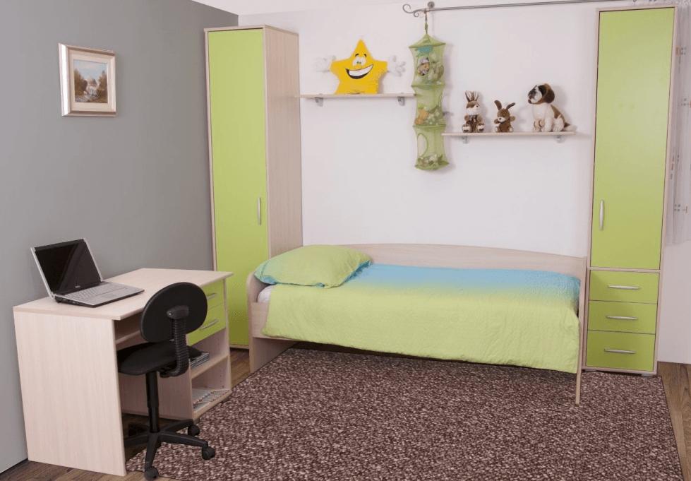 otroške sobe barve