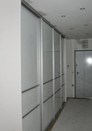 vgradne omare za predsobo