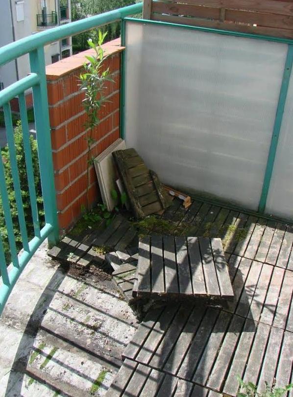 prenova balkona
