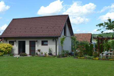 Primer adaptacije starejše hiše iz leta 1955