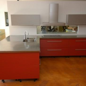 Še več primerov modernih kuhinj