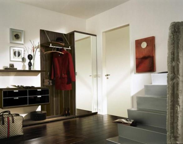 pohištvo za moderne predsobe