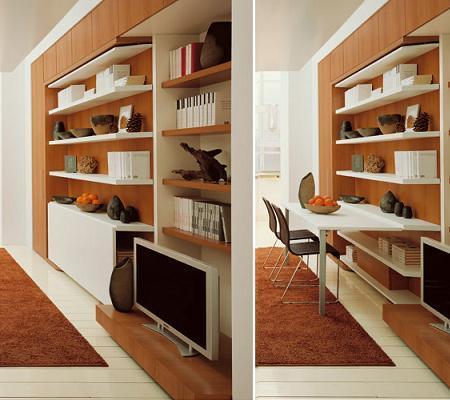 kako opremiti manjše stanovanje