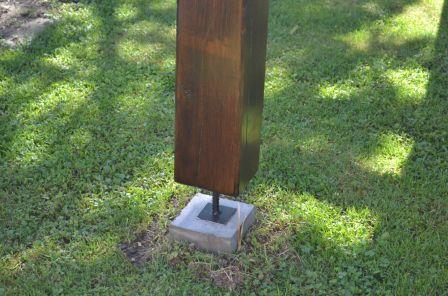 enostavne lesene pergole