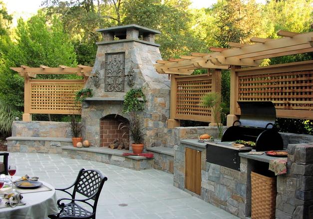 ureditev zunanje terase