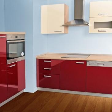 3 primeri kuhinj za vikende in apartmaje