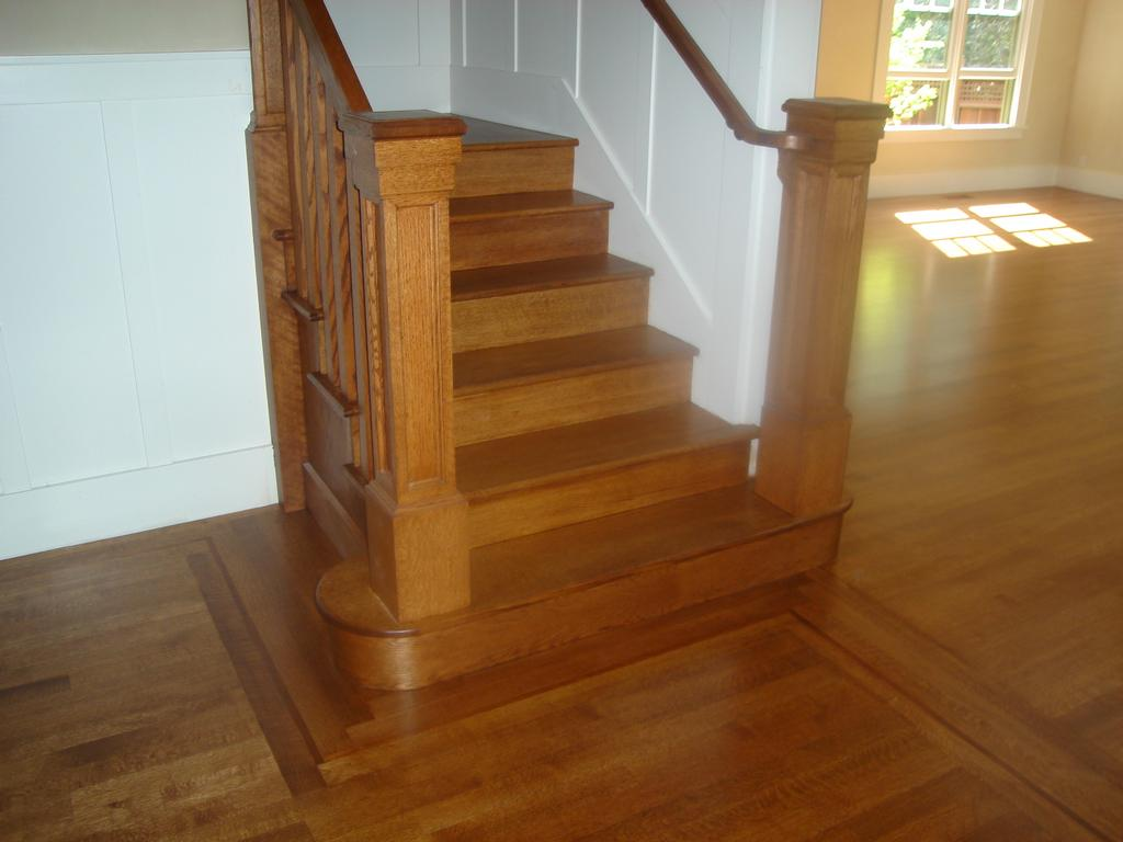 poceni lesene stopnice