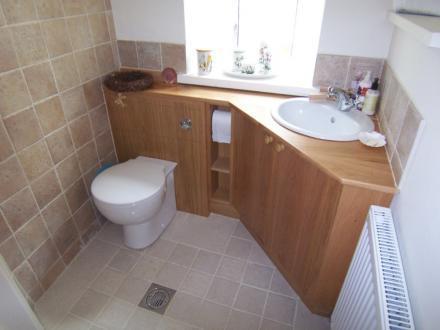 Kako postaviti pohištvo v manjših kopalnicah