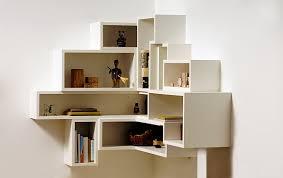 Ideje za stenske knjižne police