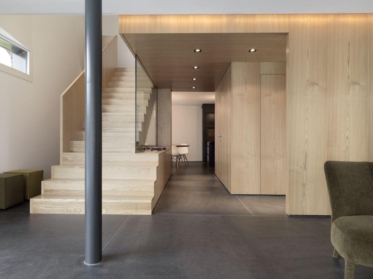 izdelava lesenih stopnic