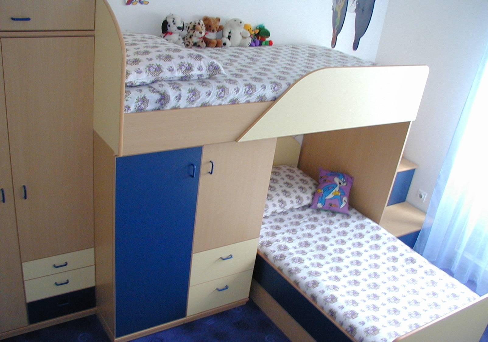 izdelava otroškega pohištva po meri