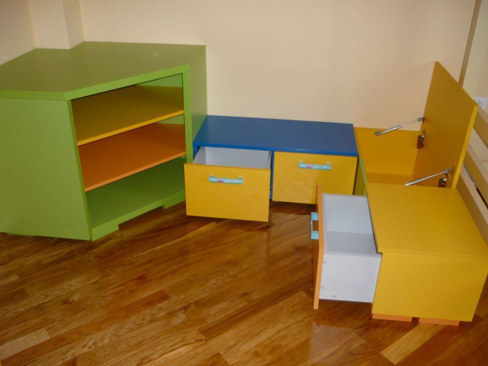 poceni otroške sobe po meri