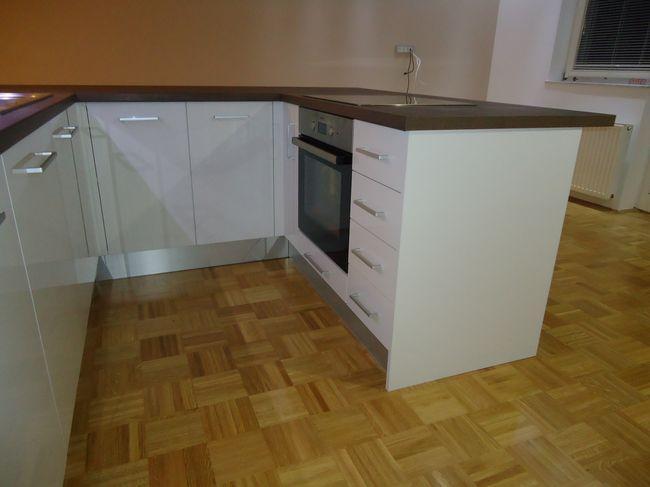 izdelava kuhinj za mansardne prostore