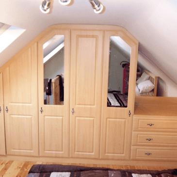 5 idej za opremo spalnic po meri