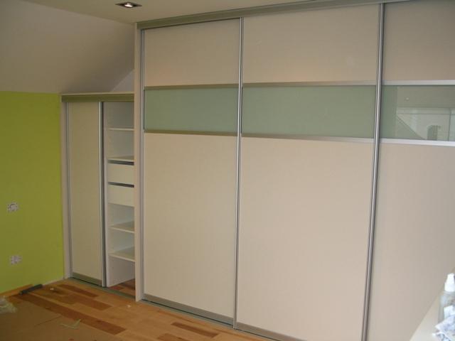 vgradne omare za spalnico