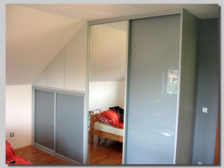 vgradne omare za otroško sobo