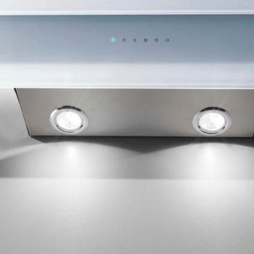 Predstavitev moderne kuhinjske nape za sodobno kuhinjo