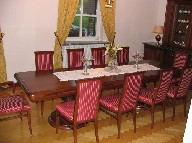 izdelava jedilne mize po meri