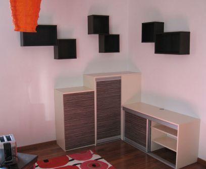 pohištvo po naročilu dnevna soba