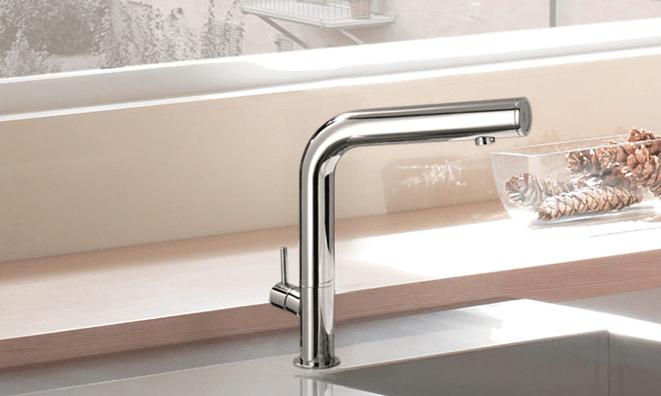 moderne kuhinjske pipe