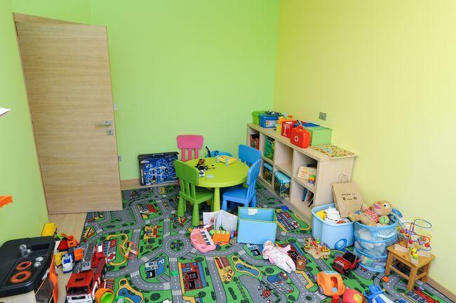 otroška soba po meri