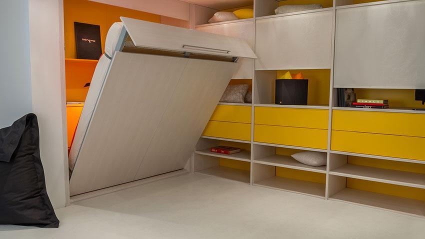 izdelava dvižne postelje