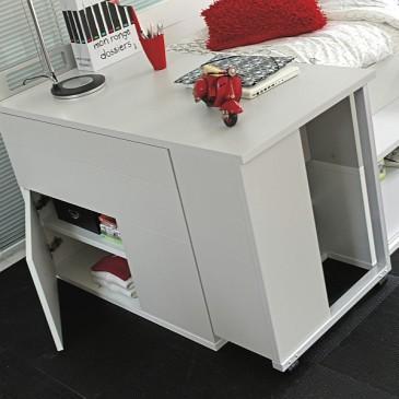 Izvirni in resnično domiselni posteljni sestavi za otroške in mladinske sobe