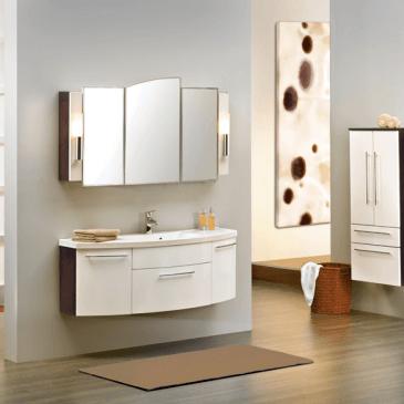 O opremi kopalnice iz prakse in izkušenj