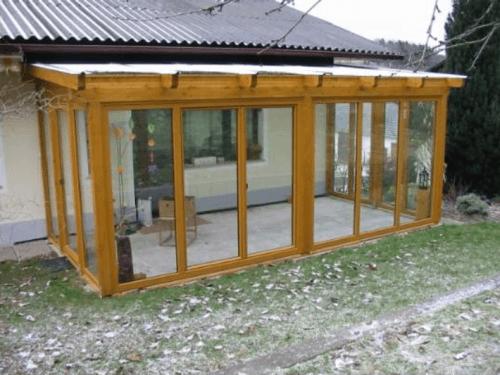 Zimski vrt po naročilu