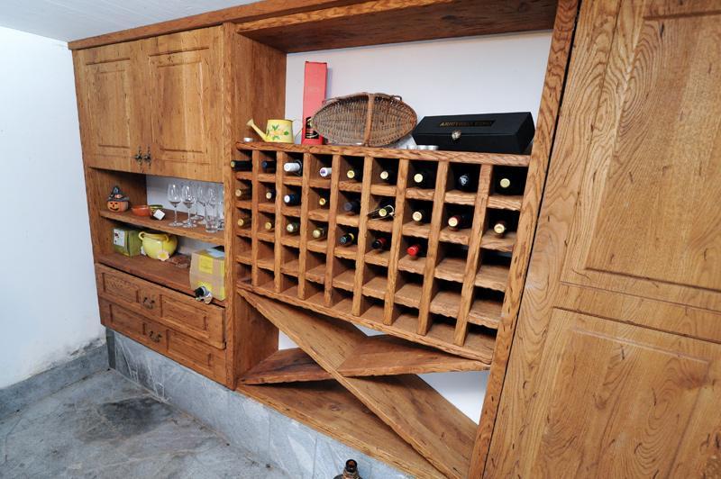 opremljanje vinske kleti