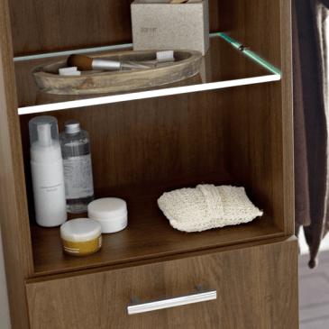 Če vas zanima samostojna kopalniška omarica
