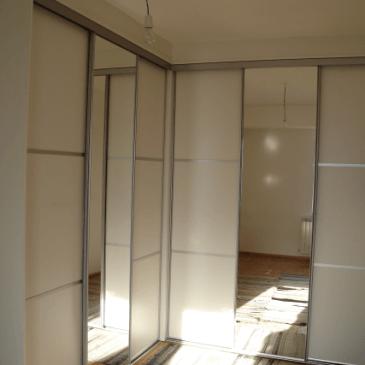 6 najpogostejših vprašanj kupcev vgradnih omar