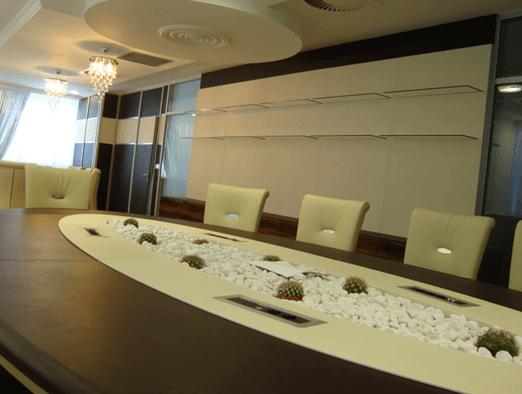 ekskluzivno prestižno pisarniško pohištvo po meri