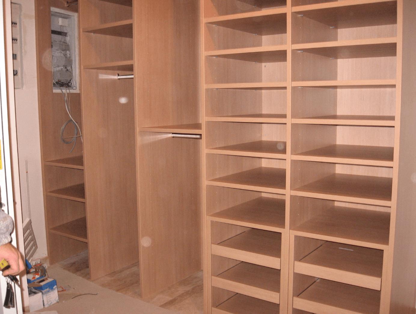 garderobna omara po meri