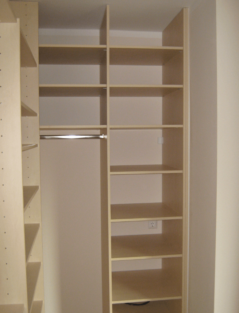 garderobna soba po meri