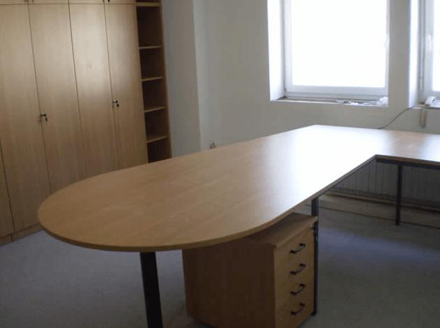 pisalna miza hrast