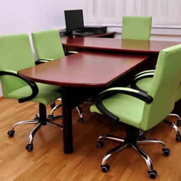 Osnovne sestavine opremljanja pisarniških prostorov