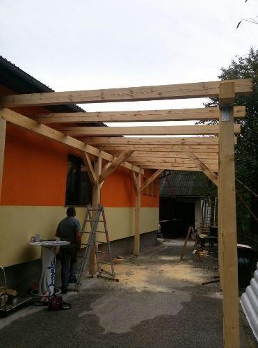 Urejanje okolice hiše