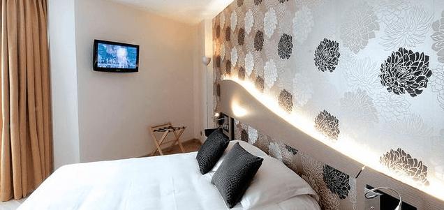 hotelska soba oprema