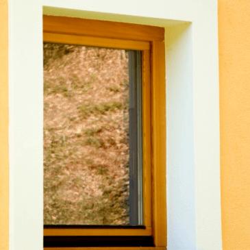 Klasična in inovativna lesena okna po meri