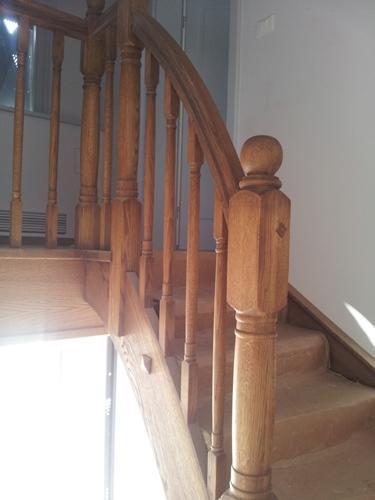 stopniščna ograja