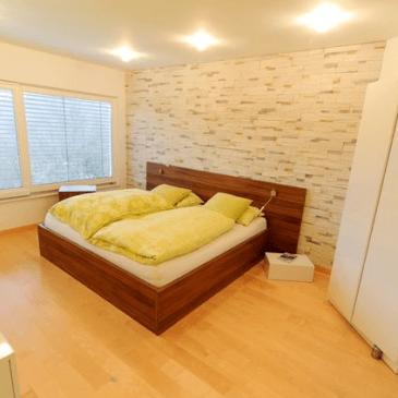 Svetla in prostorna spalnica