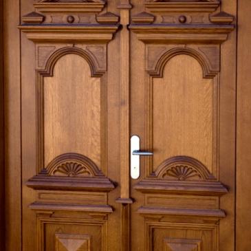 Obnova starih vrat
