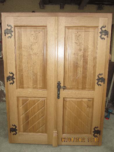 kletna vrata ravni podboj